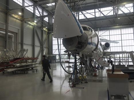 Dassault va agrandir son usine de Mérignac - Rue89 Bordeaux | Aéronautique-Spatial-Défense à Bordeaux et en Gironde | Scoop.it
