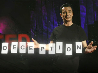 Marco Tempest: A magical tale (with augmented reality) | Video on TED.com | augmented reality II | Scoop.it