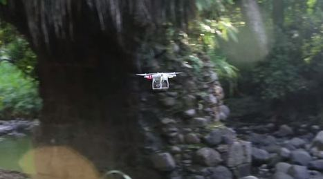 Microsoft lance des drones sur la piste des moustiques | Connected objects and Geek stuff | Scoop.it