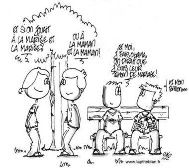 Mariage sans engagement   Droits LGBT en france   Scoop.it