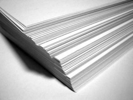 Et si le papier avait encore de beaux jours devant lui... même dans les films publicitaires ! | ALAN 9 Communication | Scoop.it