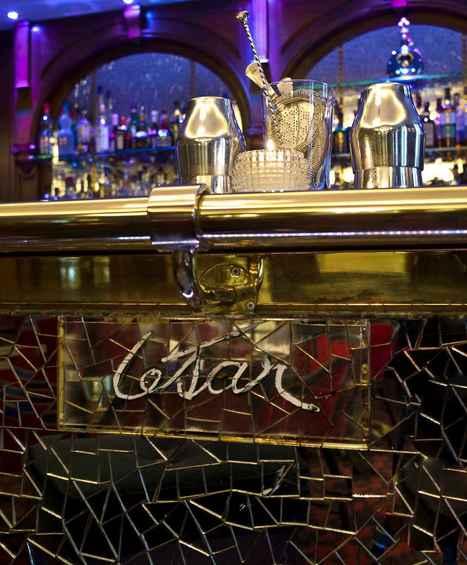 Photo du bar du Crillon pour la vente aux enchères | Photographe culinaire - Hotellerie - Restauration | Scoop.it