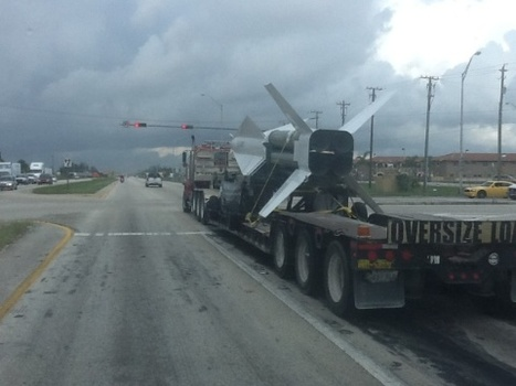 Cold War missile heads to Everglades National Park | Climate OR Flood OR Drought | Scoop.it