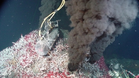Methane-exhaling microbes found in undersea volcanoes reset the limits of life | Gavagai | Scoop.it