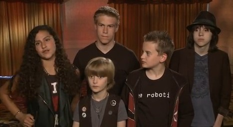 America's Got Talent 8 top 60 in review: #45: The Robotix | Safe Family News! | Scoop.it