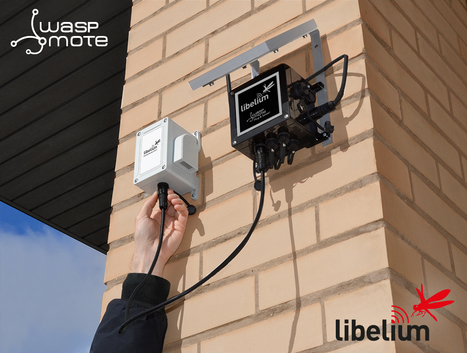 Libelium launches new Smart Cities sensor platform - Rethink Research | Smart Cities & The Internet of Things (IoT) | Scoop.it