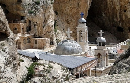 Abducted Orthodox nuns released by Syrian rebel group   Catholic Church in Africa   Scoop.it