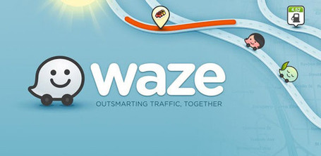 Google s'offrirait Waze pour 1,3 milliard de dollars | Internet tips | Scoop.it