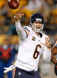 MORRISSEY: Cutler lacks consistency needed to be elite QB - Chicago Sun-Times | Esporte | Scoop.it