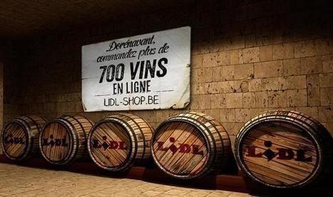 Quand Lidl vend 700 vins en ligne.   Vos Clés de la Cave   Scoop.it