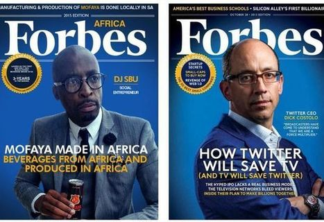 DJ who? Sbu's fake Forbes cover - Times LIVE | Naked Journalism | Scoop.it