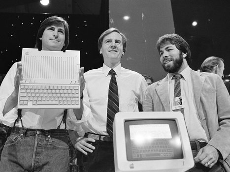 3 ways Steve Jobs made meetings insanely productive — and often terrifying | @nebmarketing - Notizie e novità sul Marketing | Scoop.it