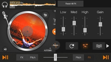 edjing free DJ scratch & mix - Applications Android sur Google Play | Apk Direct Download | Scoop.it