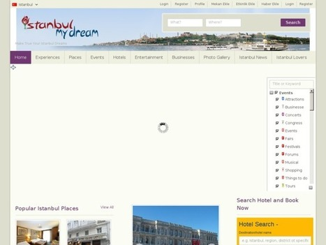 Search online istanbul places to visit | Carla Kay | Scoop.it