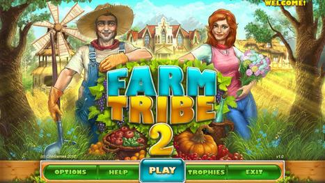Farm Tribe 2 Walkthrough | CasualGameGuides.com | Casual Game Walkthroughs | Scoop.it