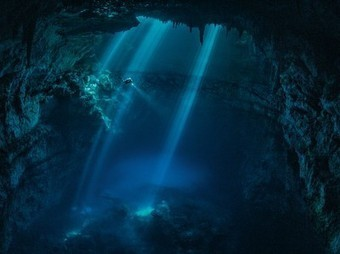 Cenote Near Tulum, Mexico -- Travel 365 -- National Geographic | Ban Shark Finning!!!! | Scoop.it