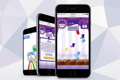 Turning mobile ads into games helps them perform better | Loyalty Marketing & Gamification | Scoop.it