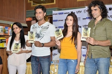 Randeep Hooda and Alia Bhatt Launches Highway DVD - Foto Win | Foto Win | Scoop.it