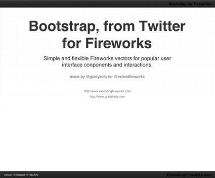 Bootstrap Fireworks | | Online Marketing Resources | Scoop.it
