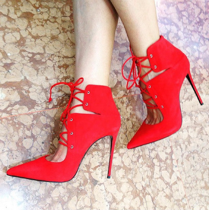 Red Shoes, a fairytale called Le Silla | Le Marche & Fashion | Scoop.it
