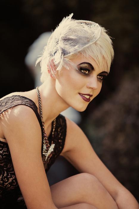 Beretk!Ah Head Wear and Hair Accessories   Art Deco Gal   Vintage and Retro Style   Scoop.it