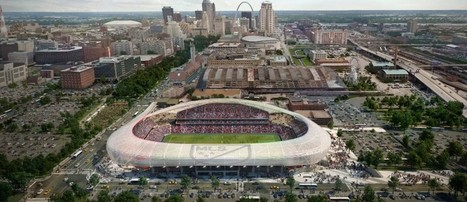 St. Louis ownership group announces sweeping plans for MLS expansion bid | Football Industry News | Scoop.it