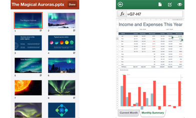 Microsoft launches Office iPhone app | Interesting Apps | Scoop.it