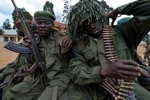 RDC : Indignés, les militaires menacent les banques - KongoTimes!   Indigné   Scoop.it