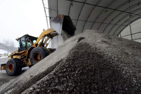 Allegheny County roads exposed to ice, salt supplies, work crew threat - Tribune-Review | Highway Design | Scoop.it