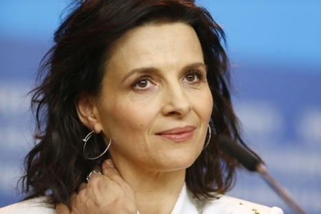 [podcast] Juliette BINOCHE  | France Culture | TdF  |  Expositions &  Spectacles | Scoop.it