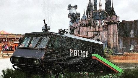 Ouverture de Dismaland, le parc d'attractions de Banksy | Connaissance des Arts | Clic France | Scoop.it