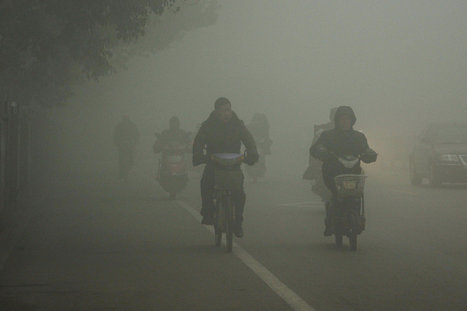 China Allows Media to Report Alarming Air Pollution Crisis | Development studies and int'l cooperation | Scoop.it
