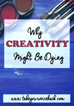 Why Creativity Might Be Dying | The Future of Everything | Scoop.it