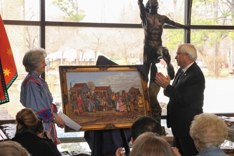 Cherokee Nation Commemorates 175 Years Since the Trail of Tears | Indian country Today | Kiosque du monde : Amériques | Scoop.it