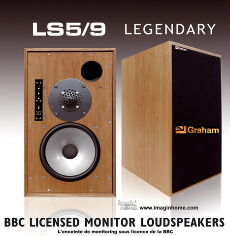 Enceinte Graham Audio LS5/9 : La BBC fait entendre sa voix | ON-TopAudio | Scoop.it