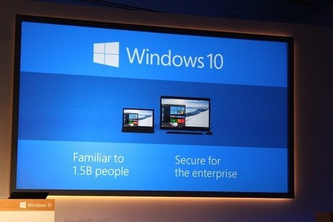 Microsoft now confident Windows 10 is ready for the Enterprise with November Update | Windows 8 - CompuSpace | Scoop.it