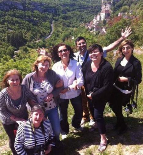 Souillac. La vallée de la Dordogne  au féminin | Actualités du Limousin pour le réseau des Offices de Tourisme | Scoop.it