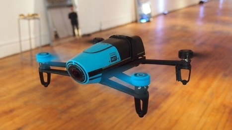 "The Parrot Bebop is a drone enthusiast's dream | L'impresa ""mobile"" 