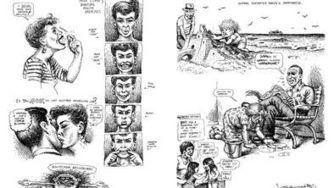 La carcajada de un artista llamado Robert Crumb | Cómic independiente y nuevos ilustradores | Scoop.it