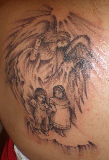 Hình xăm thiên thần , mẫu hình xăm thiên thần đẹp nhất Rongthep.com | anhdanh_90 | Scoop.it