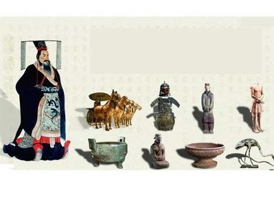 Qin Shi Huang - The First Emperor That United China - China Culture - China culture   world civilization second post   Scoop.it