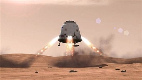 Elon Musk Says Ticket to Mars Will Cost $500,000 | Space matters | Scoop.it
