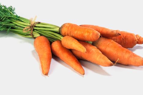 Carotte : Quels  bienfaits ? | Gastronomie et alimentation pour la santé | Scoop.it