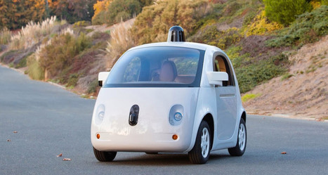 Google's Self-Driving Cars Aren't as Good as Humans—Yet | Future Trends and Advances In Education and Technology | Scoop.it