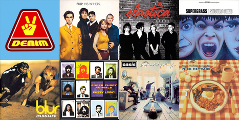 The Story Of Britpop In 60 Albums | MOJO | Music | Scoop.it