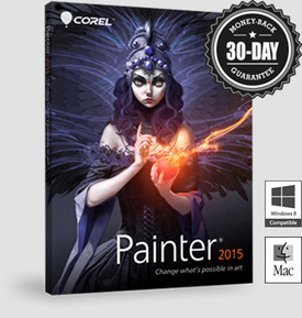 Paint program – Corel Painter 2015 | TechNFO | Scoop.it