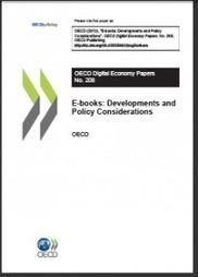 Informe OCED sobre el política y economía del libro electrónico | Universo Abierto | The Ischool library learningland | Scoop.it