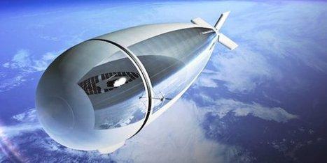 StratoBus : le dirigeable stratosphérique stationnaire de Thalès | Aérostation, ballons et dirigeables | Scoop.it
