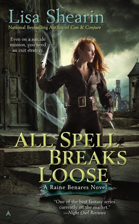 Lisa Shearin Marketing Group: The Raine Benares Novels | Lisa Shearin | Scoop.it