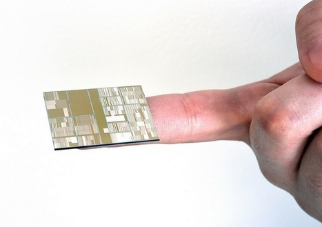 After 10 breakthroughs and $3B in research, IBM announces tiny 7-nanometer chips | Machines Pensantes | Scoop.it